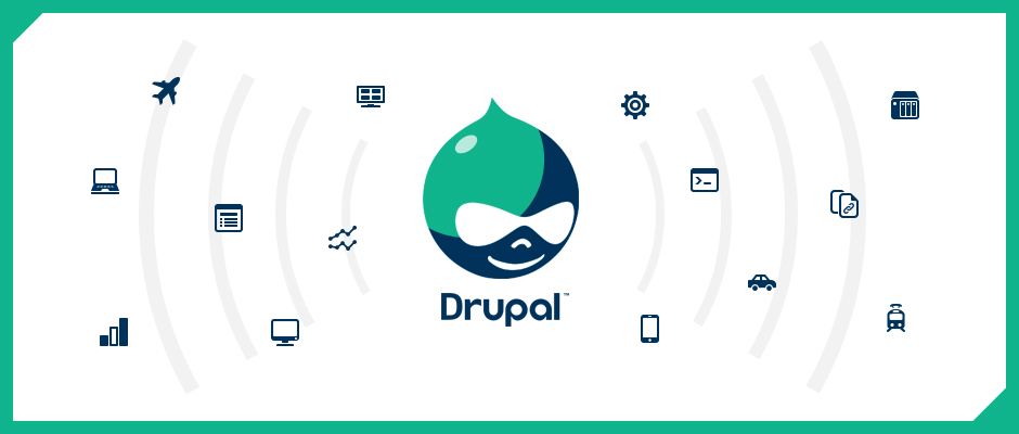 Drupal integrates