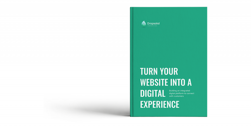 Turn your website into a digital experience